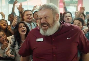 O Hodor του Game of Thrones σε ένα σποτ των KFC [βιντεο] - Κεντρική Εικόνα