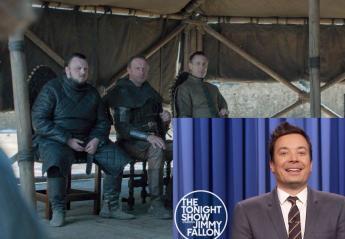 """O Jimmy Fallon """"έκραξε"""" το Game of Thrones για τις γκάφες [βίντεο] - Κεντρική Εικόνα"""