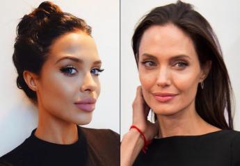Πολλοί θεωρούν πως αυτό το μοντέλο είναι φτυστή η Angelina Jolie [εικόνες] - Κεντρική Εικόνα