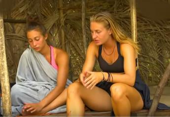 "Survivor: Κατερίνα και Δήμητρα ""αρπάχτηκαν"" στην καλύβα [βίντεο] - Κεντρική Εικόνα"