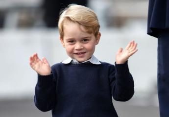 O πρίγκιπας George θέλει μόνο αυτό το δώρο για τα Χριστούγεννα [εικόνες] - Κεντρική Εικόνα