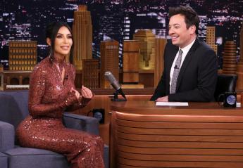 Φρίκαρε η Kim Kardashian με αυτό που την έβαλε να κάνει ο Jimmy Fallon [βίντεο] - Κεντρική Εικόνα