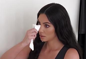 Η Kim Kardashian ξέσπασε σε κλάματα όταν είδε τις ιατρικές εξετάσεις της [βίντεο] - Κεντρική Εικόνα