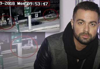 Δείτε το νέο βίντεο-ντοκουμέντο από το τροχαίο του Ηλία Βρεττού - Κεντρική Εικόνα