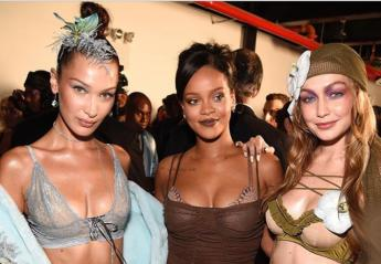 H Rihanna παρουσίασε τη νέα της Fenty X Savage συλλογή με εσώρουχα  - Κεντρική Εικόνα