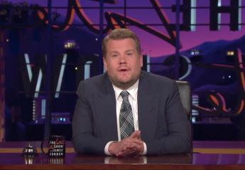 O James Corden συγκινεί με το μήνυμά του για το Μάντσεστερ [βίντεο] - Κεντρική Εικόνα