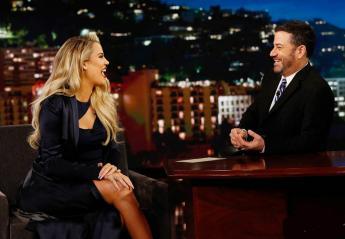 Είδαμε πόσο έχει φουσκώσει η Khloe Kardashian στο σόου του Kimmel [βίντεο] - Κεντρική Εικόνα