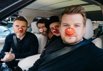 Οι Take That επιστρέφουν και κάνουν carpool karaoke [βίντεο] - Κεντρική Εικόνα