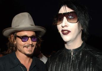 O Johnny Depp κάνει όργιο στο νέο βιντεοκλίπ του Marilyn Manson [βίντεο] - Κεντρική Εικόνα