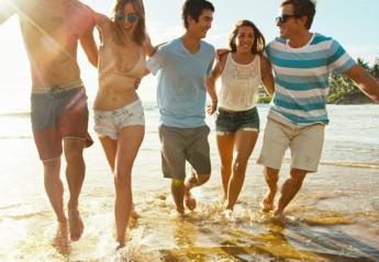 Στην παραλία μπορείς να κάψεις θερμίδες με τους πιο απλούς τρόπους - Κεντρική Εικόνα