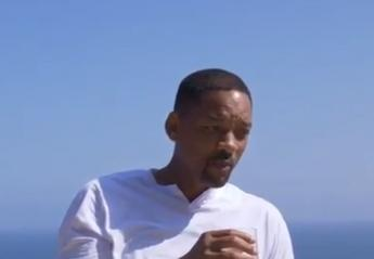 Και ο Will Smith κάνει οικογενειακές διακοπές στην Ελλάδα [βίντεο] - Κεντρική Εικόνα