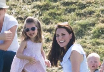 H Kate Middleton φόρεσε ξανά ένα φόρεμα από τα Zara [εικόνες] - Κεντρική Εικόνα