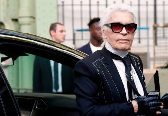 Την οργή πολλών προκάλεσαν δηλώσεις του Karl Lagerfeld για το ολοκαύτωμα - Κεντρική Εικόνα