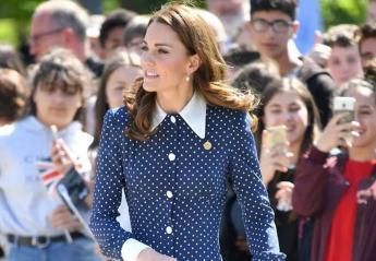 H βασίλισσα Ελισάβετ μάλλον θύμωσε με τη νέα εμφάνιση της Middleton [εικόνες] - Κεντρική Εικόνα
