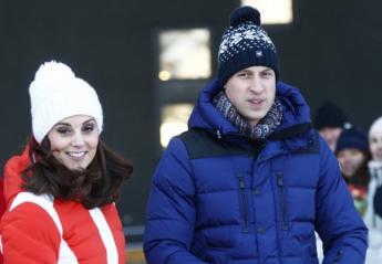 Η Kate και ο William - παίζουν χιονοπόλεμο και γίνονται viral [βίντεο]  - Κεντρική Εικόνα