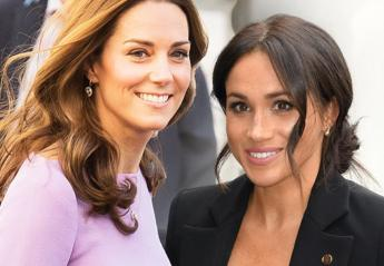 Δείτε τι φόρεσαν οι Kate Middleton και Meghan Markle στο νέο πριγκιπικό γάμο - Κεντρική Εικόνα