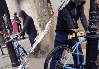 Ένα νέο βίντεο με κλοπές ποδηλάτων που σοκάρει - Κεντρική Εικόνα