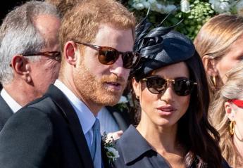 Οι Meghan & Harry έκλεψαν την παράσταση σε αυτόν τον γάμο [εικόνες] - Κεντρική Εικόνα