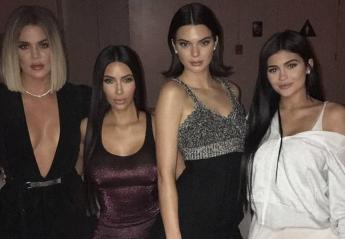 H Kylie έχει γενέθλια αλλά την παράσταση έκλεψε η Kim Kardashian [βίντεο] - Κεντρική Εικόνα