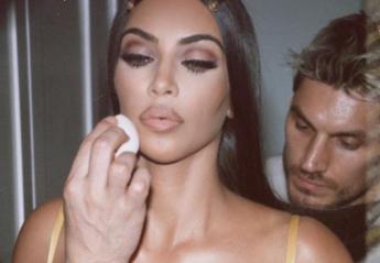 Ξαναγδύθηκε η Kim Kardashian - Δείτε τη νέα γυμνή πόζα της - Κεντρική Εικόνα
