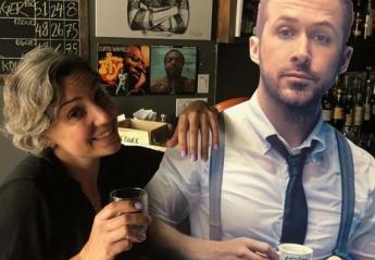 Ένα καφέ βρήκε τον πιο έξυπνο τρόπο να κάνει πελάτη του τον Ryan Gosling - Κεντρική Εικόνα