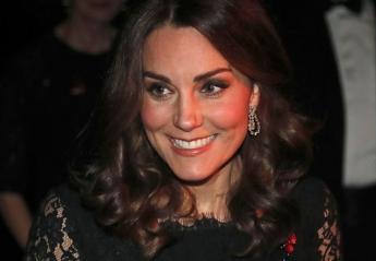 Η βασίλισσα Ελισάβετ δάνεισε στη Kate Middleton ένα υπέροχο κόσμημα [εικόνες] - Κεντρική Εικόνα