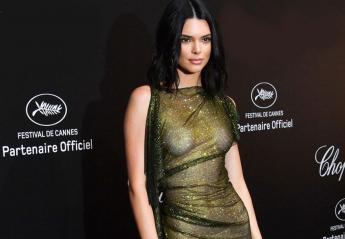 "H Kendall Jenner φόρεσε το απόλυτο ""γυμνό φόρεμα"" στις Κάννες [εικόνες] - Κεντρική Εικόνα"