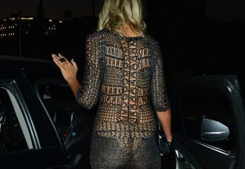 Αυτό το... γυμνό φόρεμα το φόρεσε μια Λαίδη [εικόνες] - Κεντρική Εικόνα