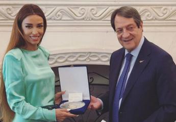 Τι έγραψε στο Instagram η Φουρέιρα μετά την επίσκεψη στο προεδρικό μέγαρο - Κεντρική Εικόνα