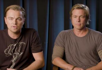 Και οι Leonardo DiCaprio & Brad Pitt έστειλαν ένα εκλογικό μήνυμα [βίντεο] - Κεντρική Εικόνα