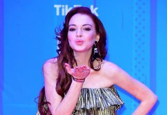 H Lindsay Lohan έκανε μεγάλη γκάφα στα βραβεία MTV EMAs - Κεντρική Εικόνα