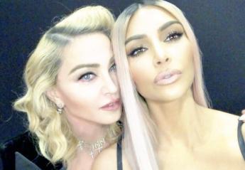 H Madonna ανακοίνωσε συνεργασία με την Kim Kardashian [εικόνες & βίντεο] - Κεντρική Εικόνα