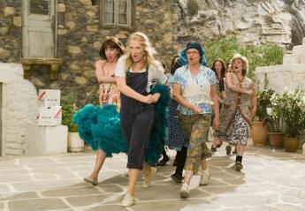 To Mamma Mia επιστρέφει στο σινεμά - Κεντρική Εικόνα