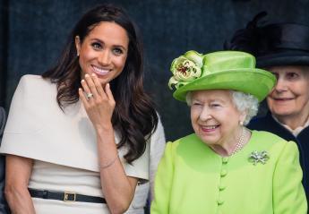 Μάθαμε πως αποκαλεί χαϊδευτικά τη βασίλισσα η Meghan Markle - Κεντρική Εικόνα