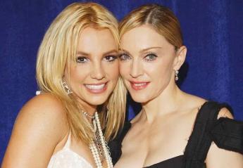 H Madonna είπε χρόνια πολλά στη Britney Spears με ένα τραγούδι [βίντεο] - Κεντρική Εικόνα