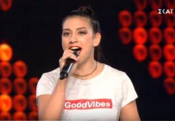 """Έχασε τη θέση στο The Voice γιατί διάλεξε """"δύσκολο"""" τραγούδι [βίντεο] - Κεντρική Εικόνα"""