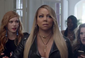 Η ντίβα Mariah Carey πρέπει να μείνει σε hostel και... φρικάρει [βίντεο] - Κεντρική Εικόνα