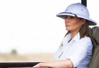 Την οργή πολλών προκάλεσε το νέο στιλιστικό ατόπημα της Melania Trump - Κεντρική Εικόνα