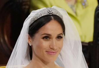 Δεν φαντάζεστε πόσο άρεσε στον πρίγκιπα Harry το γαμήλιο μακιγιάζ της Meghan - Κεντρική Εικόνα