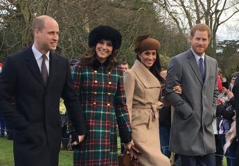 Το παλάτι μοιράστηκε 2 άγνωστες φωτογραφίες των William - Kate - Meghan - Harry - Κεντρική Εικόνα