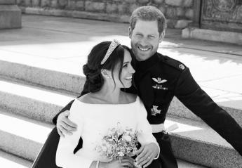 Δείτε τα επίσημα πορτρέτα του πριγκιπικού γάμου [εικόνες] - Κεντρική Εικόνα