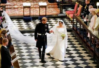"""Γιατί κάποιοι αποκαλούν """"νύφη - δικτάτορα"""" τη Meghan - Τι ζήτησε στο γάμο της; - Κεντρική Εικόνα"""