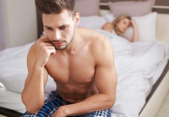 Έχετε προβλήματα στο κρεβάτι; Μπορεί να σας λείπει αυτή η βιταμίνη - Κεντρική Εικόνα