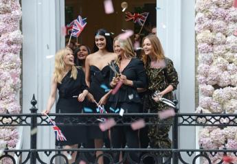 Πλήθος celebrities σε εγκαίνια καταστήματος στο Λονδίνο [εικόνες] - Κεντρική Εικόνα