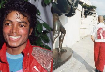 Μια νέα fashion συλλογή αντλεί έμπνευση από το στυλ του Michael Jackson  - Κεντρική Εικόνα