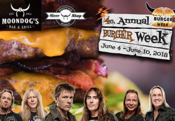 Έλα στο BURGER WEEK και έφυγες για Iron Maiden! - Κεντρική Εικόνα