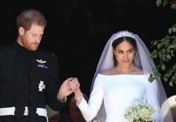"""Κυκλοφόρησε αποκριάτικη σέξι στολή για να ντυθείς... η """"Meghan Markle νύφη""""! - Κεντρική Εικόνα"""