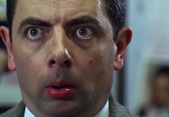 O Mr Bean πρωταγωνιστεί σε ταινία... θρίλερ; [βίντεο] - Κεντρική Εικόνα