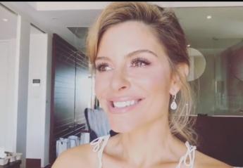 Το συγκινητικό μήνυμα της Maria Menounos λίγο πριν το γάμο της [βίντεο] - Κεντρική Εικόνα