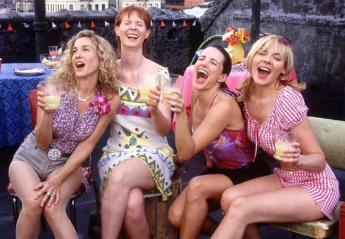 Αποκαλύφθηκε μια πολύ... πικάντικη σκηνή που κόπηκε στο Sex & the City  - Κεντρική Εικόνα